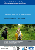 Lyme Incidence